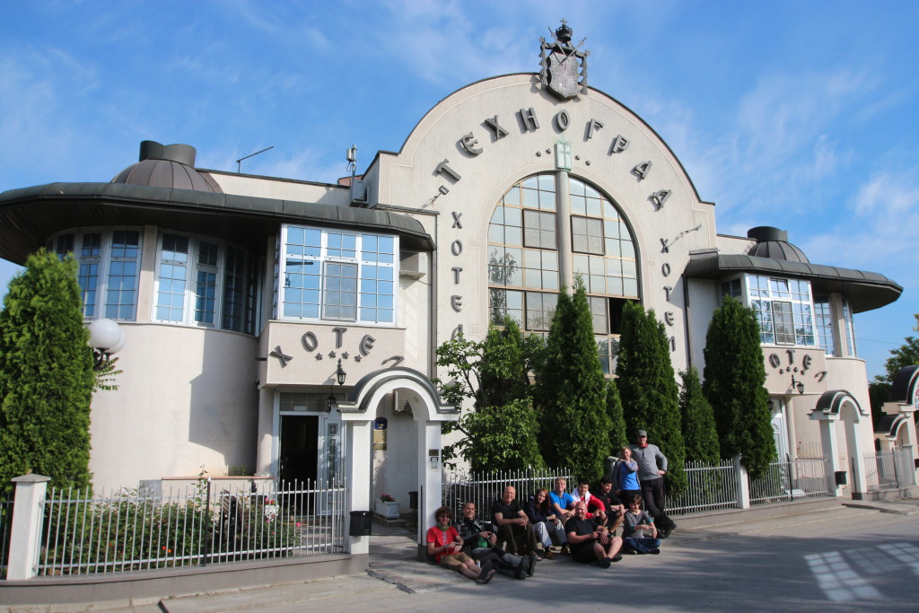 Übernachtung in Kraljevo