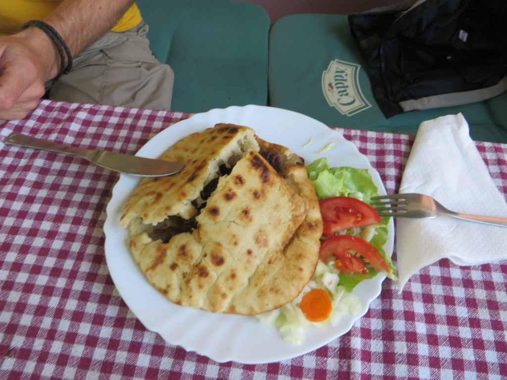 lecker Cevapi in Bosnien